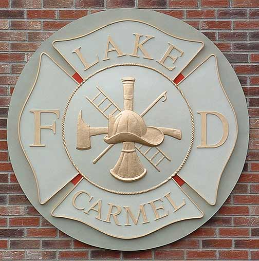 lake carmel Maltese cross