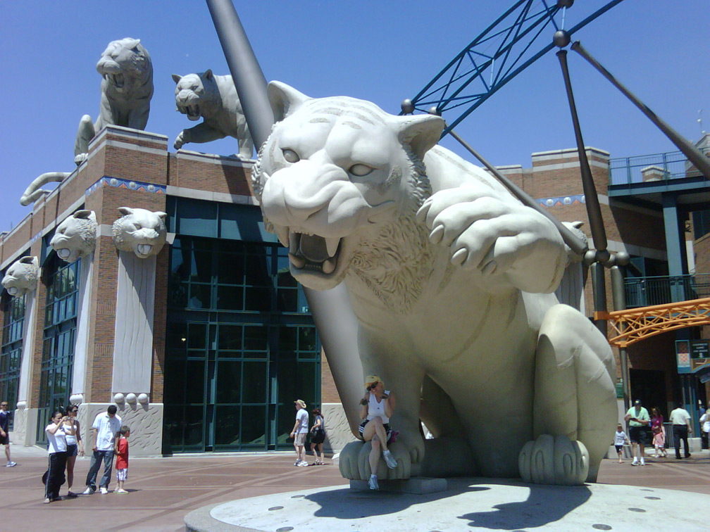 detroit tigers northgate